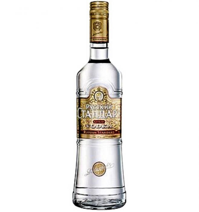 Russian Standard Gold vodka 0.7L [0]