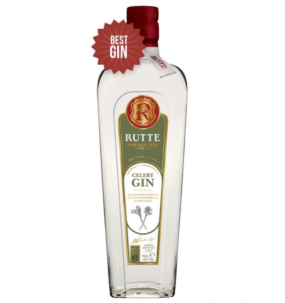 RUTTE CELERY GIN 0.7L 43% Alc. [0]