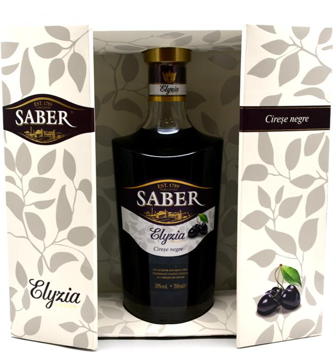 Lichior Cirese Negre Elyzia 0.7L - 30% alc./vol. [0]