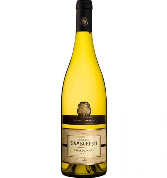 SAMBURESTI CHARDONNAY 750 ml [0]