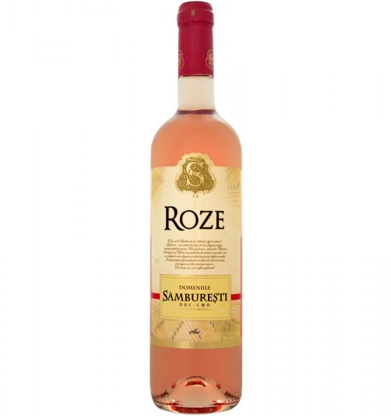 SAMBURESTI ROZE 750 ml [0]