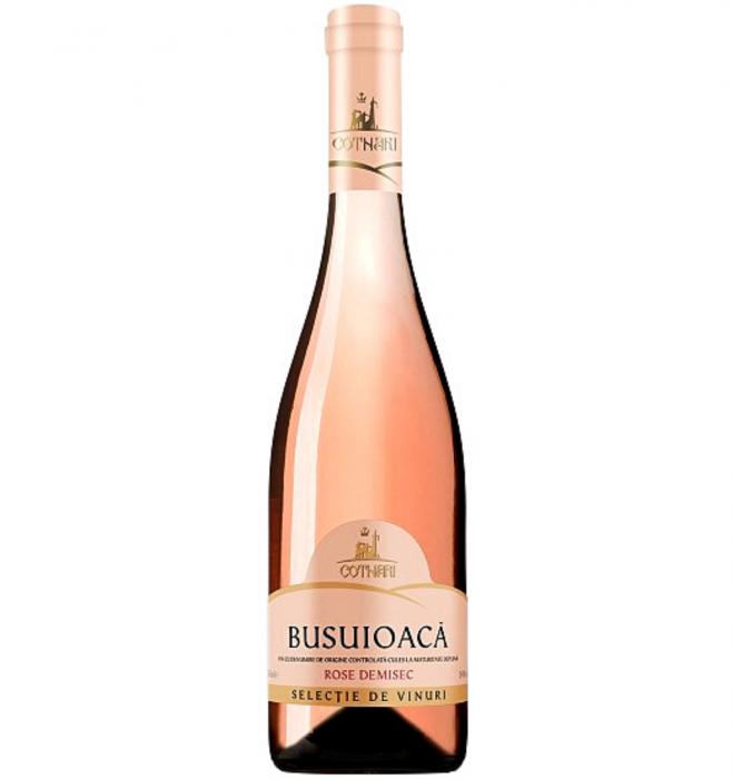 Selectie Busuioaca Rose Demisec 0.75L [0]