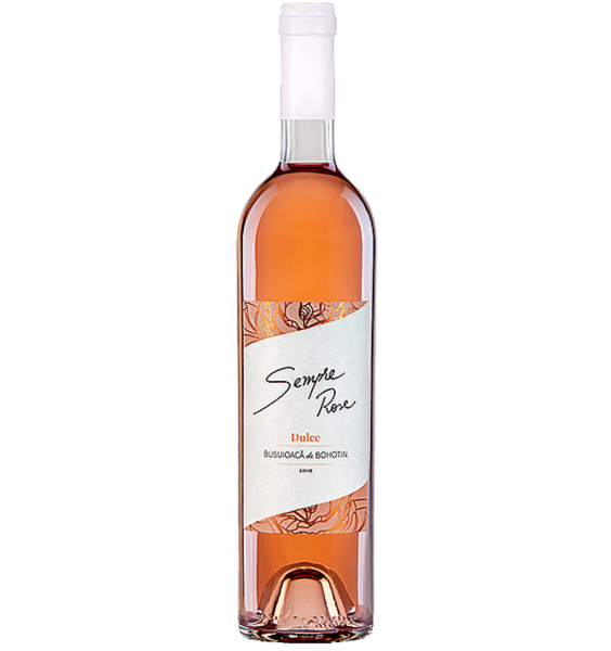 Sempre Rose Busuioacă de Bohotin Dulce 2019 0.75L 13.5% alc./vol. [0]
