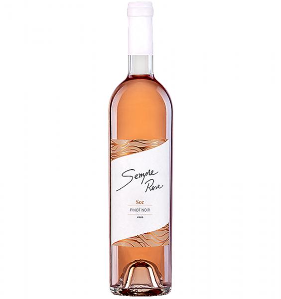 Sempre Rose Pinot Noir Sec 2019 0.75L 13.5% alc./vol. [0]