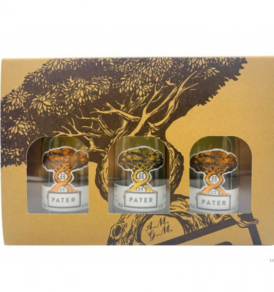 Set 3 Miniaturi Pater, Tuica, Rachiu De Pere, Rachiu De Gutui [1]