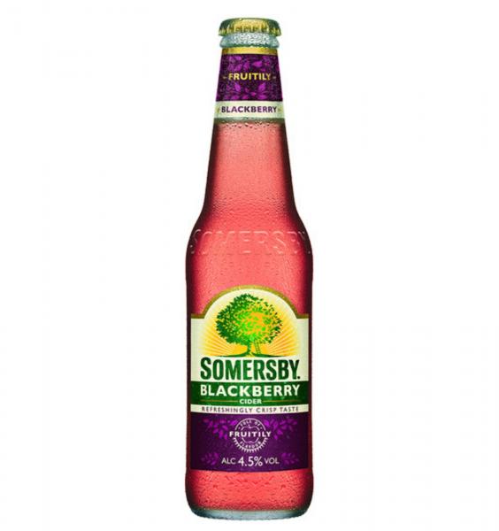 SOMERSBY BLACKBERRY 330 ml [0]
