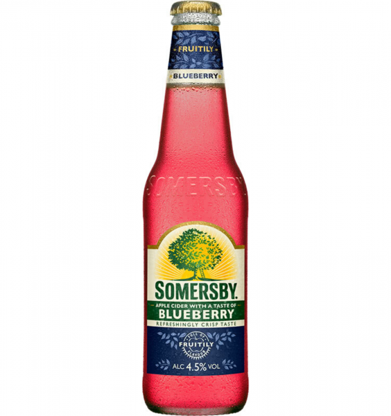SOMERSBY BLUEBERRY 330 ml [0]