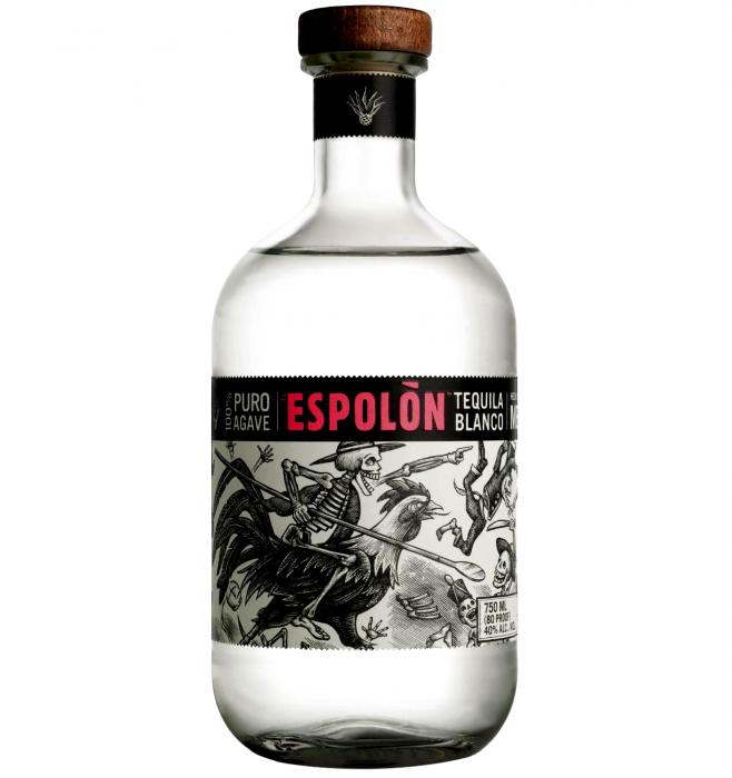 Tequila El Espolon Blanco 40% alc./vol. 0.7L [0]