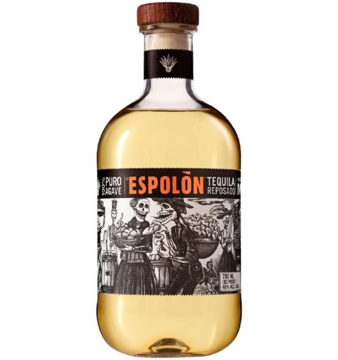 Tequila El Espolon Reposado 40% alc./vol. 0.7L [0]