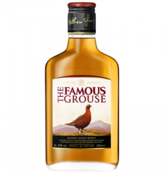 The Famous Grouse Whisky 0.2L [0]