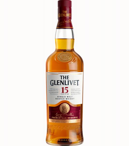 THE GLENLIVET 15 YEARS 700 ml [0]