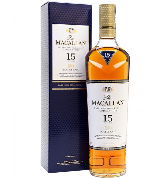 The Macallan 15 Ani 0.7L [0]