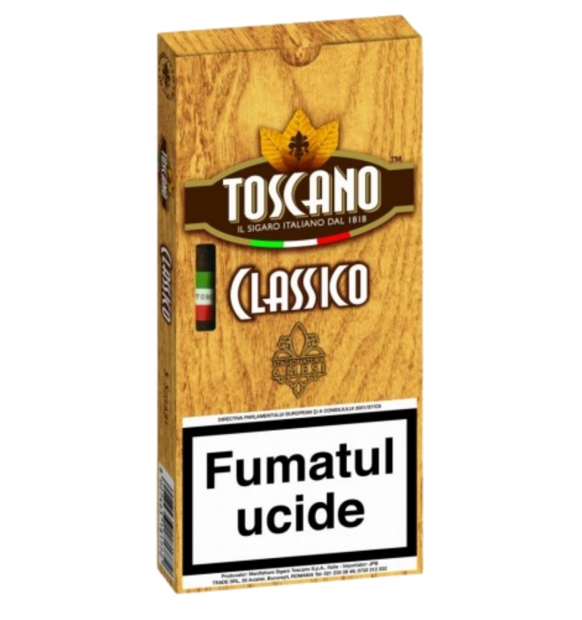 Toscano Classico 5 buc. [0]