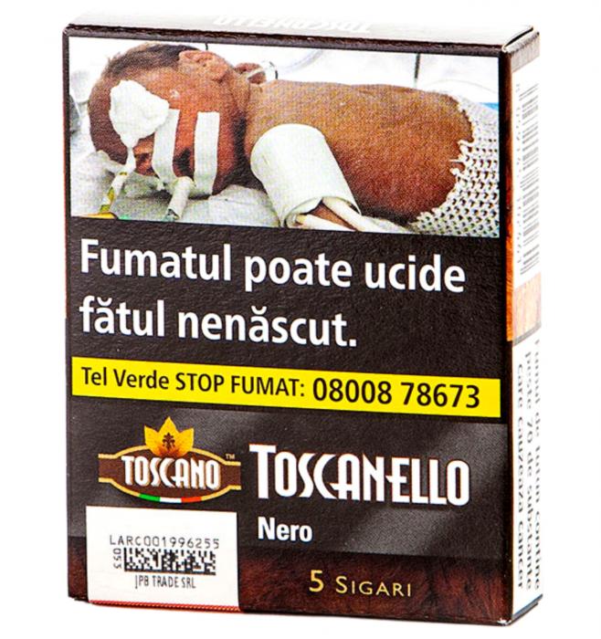 Toscanello Nero Ciocolato 5 buc. [0]