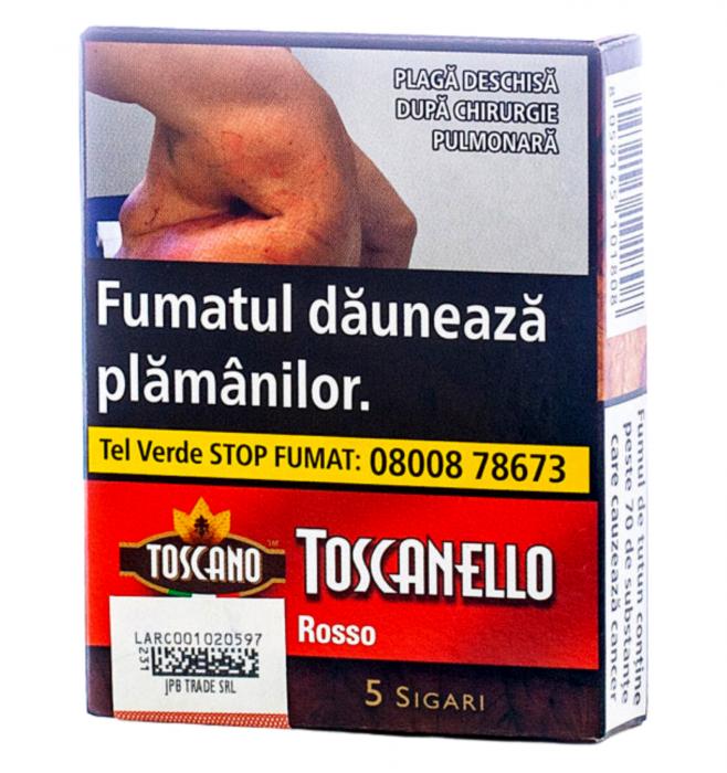Toscanello Roso Caffe 5 buc. [0]