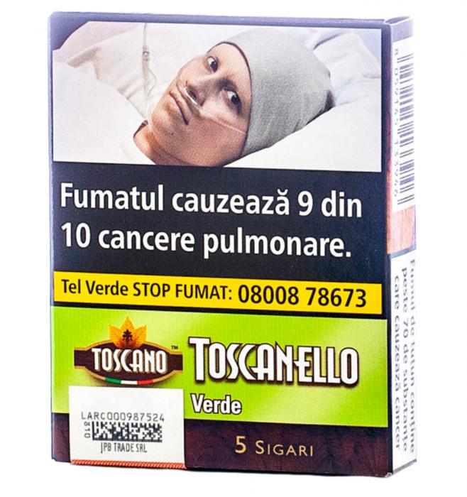 Toscanello Verde Limoncello 5 buc. [0]