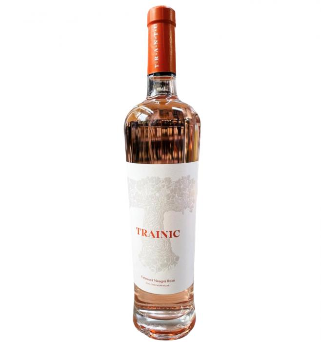 Trantu Trainic Feteasca Neagra Rose Sec 12.5% alc./vol 0.75L [0]