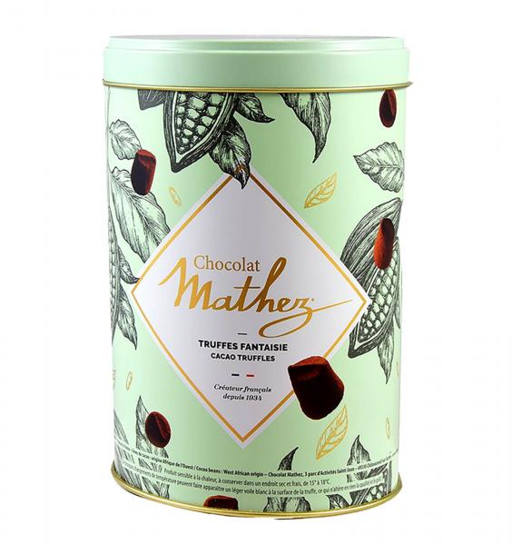 Trufe De Ciocolata Cu Fistic [0]
