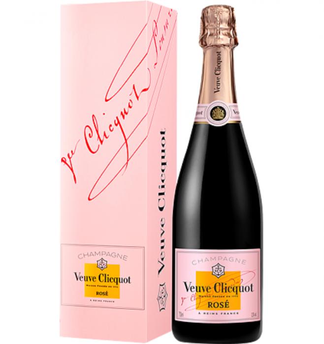 Veuve Clicquot Brut Rose 12.5 % alc./vol. 0.75L [0]