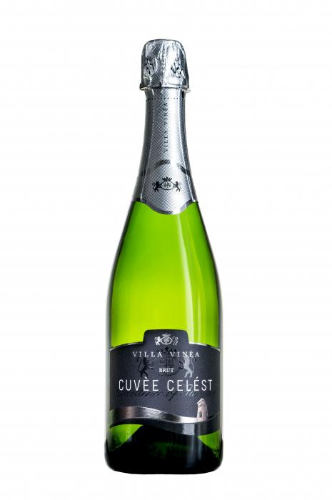 Villa Vinea Cuvee Celest Spumant Brut 0.75L 12.5% alc./vol. [0]