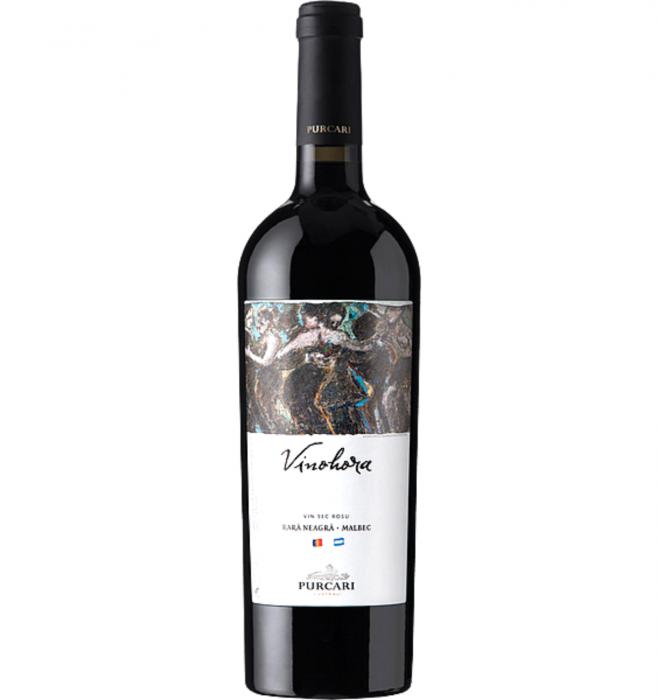 Vinohora Rara Neagra & Malbec Rosu Sec 0.75L 13.5% alc./vol. [0]
