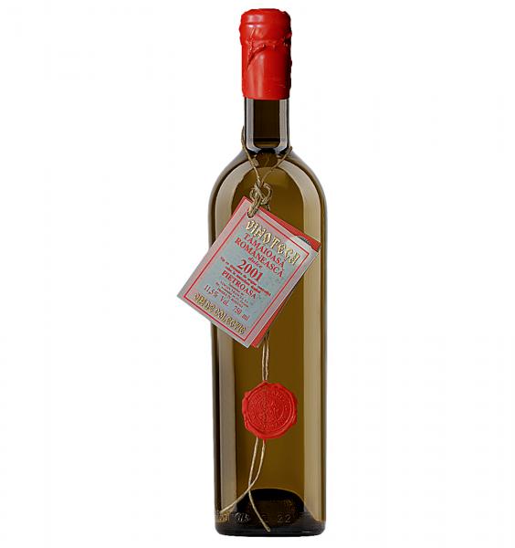 Vinoteca Tămâioasă Românească Dulce 2001 0.75L 11.5% alc./vol. [0]