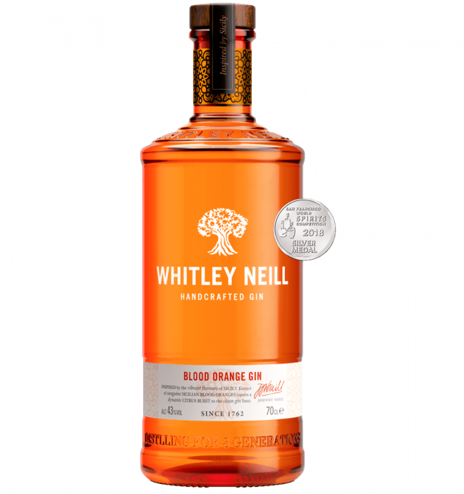 WHITLEY NEILL BLOOD ORANGE 700 ml [0]