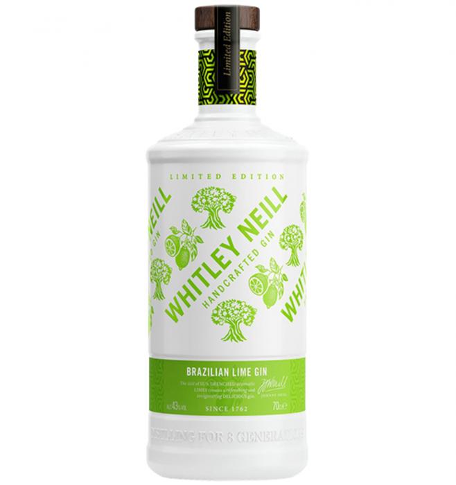 Whitley Neill Brazilian Lime 0.7L 43% alc./vol. [0]