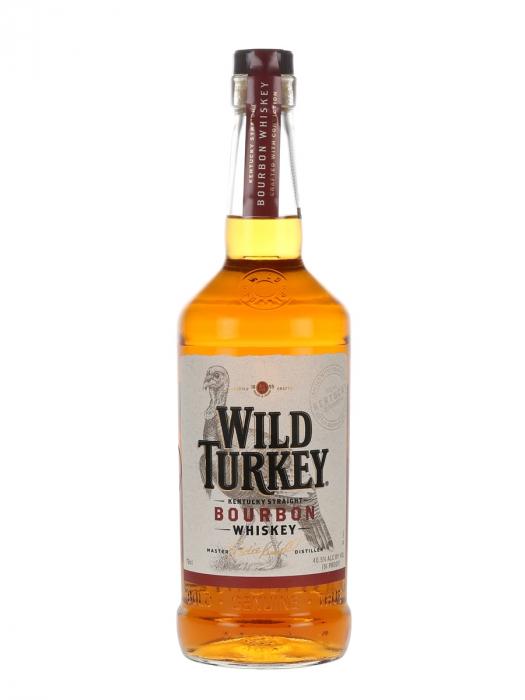 WILD TURKEY 81 PROOF 700 ml [0]