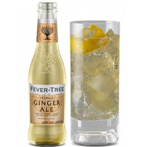Fever Tree Ginger Ale Premium  - Fever Tree - 0.2L Fără alcool