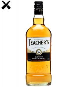 Teacher's Whisky Highland Cream 0.7L - 40% Alc.