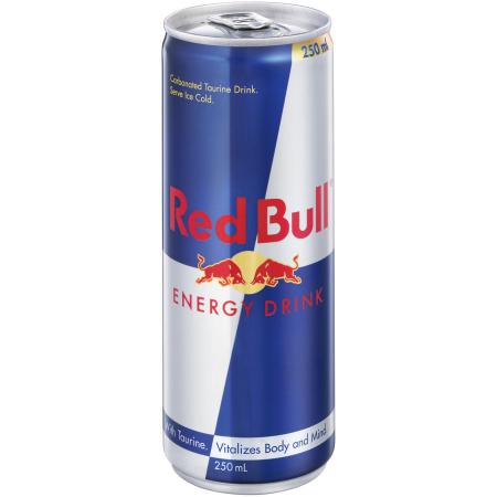 Redbull 250 ml