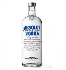 ABSOLUT BLUE 1000 ml [0]