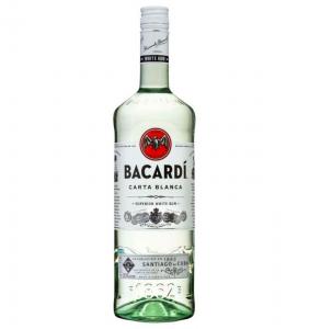 BACARDI CARTA BLANCA 700 ml [0]