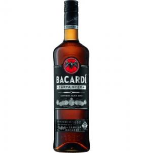 BACARDI CARTA NEGRA 700 ml [0]
