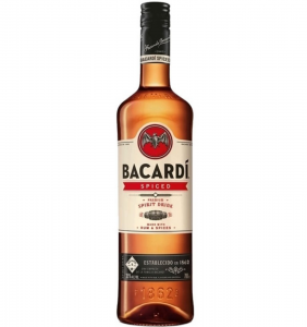 Bacardi Spiced Rum 0.7L [0]