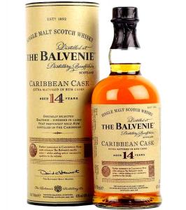 Balvenie Caribbean Cask 14 Ani 0.7L