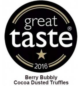 Trufe Ciocolata Monty Berry Bubbly 150g [2]