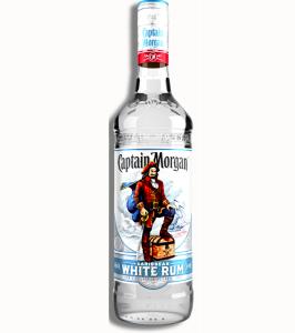 Captain Morgan White Rum 0.7L 37,5% alc./vol.