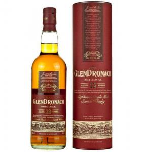 GLENDRONACH ORIGINAL 12 YEARS 0.7L 43% alc./vol.