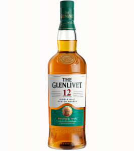 Glenlivet 12 Ani Double Oak 0,7 L - ALC 40%