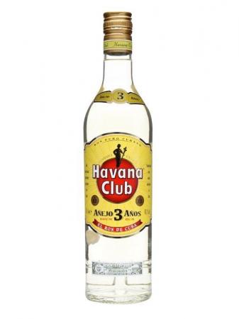 Havana Club 3 Anos 0.7L 40% alc./vol.