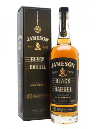 Jameson Black Barrel 0.7L 40% alc./vol.