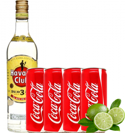 PACHET CUBA LIBRE [1]