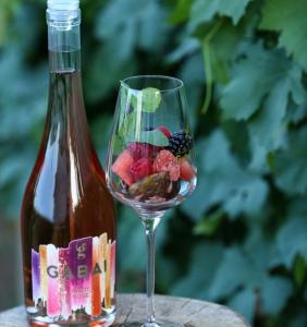 Crama Gabai Pinot Rose Sec 2019 0.75L 12.5% alc./vol. [1]