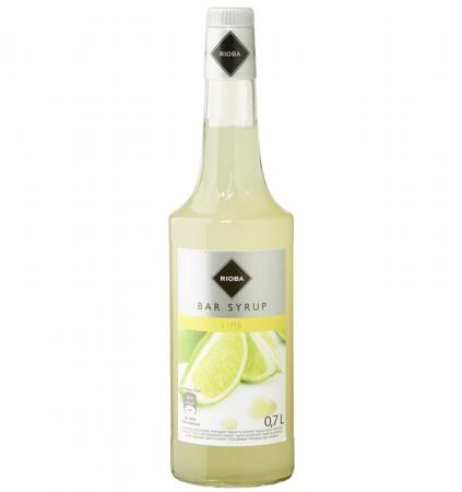 Sirop Lime Rioba 0.7L