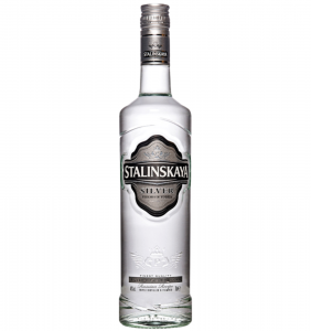 Stalinskaya Silver 0.7L 40% alc./vol.
