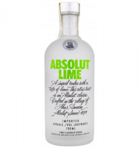 Vodka ABSOLUT LIME 700 ml [0]
