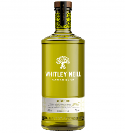 Whitley Neill Quince 0.7L 43% alc./vol.