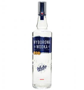 Wyborowa Vodka 0.7L 37,5% alc./vol.